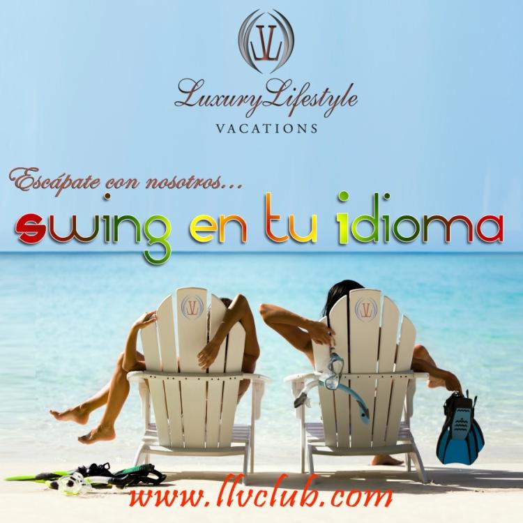 swing en tu idioma, estilo de vida swinger, intercambio de parejas, viajes swingers