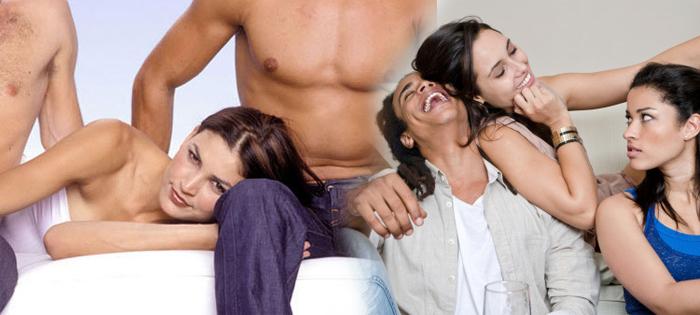 intercambio de parejas, trios, threesomes, cruceros de parejas, estilo de vida, hoteles swingers