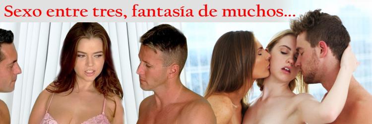 trios fantasia de muchos, sexo entre tres fantasia de muchos, llvclub. blogs sexuales, blogs de parejas, datos de trios