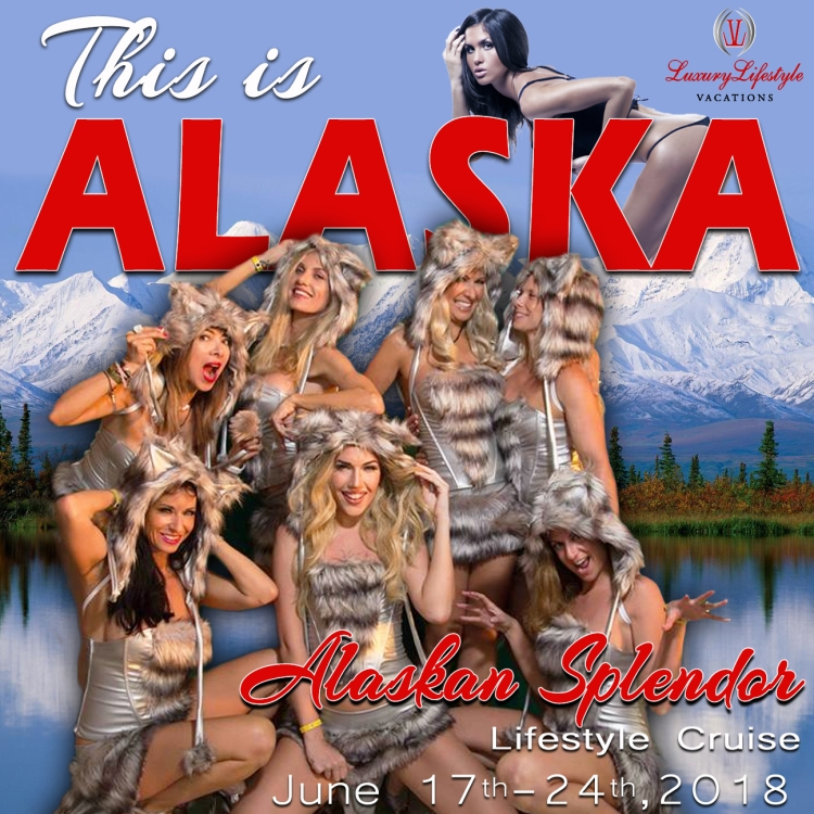 alaskan splendor, swingers cruises, lifestyle cruise