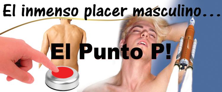 el punto p, masturbacion masculina